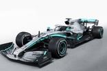 AMG 페트로나스 모터스포츠, 새로운 F1 머신 W10 EQ Power+ 공개