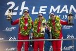 페라리, 르망24시 GTE-프로 클래스 우승