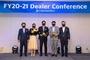 타타대우상용차, 우수 대리점·영업사원 시상식 '2020 딜러 컨퍼런스' 개최