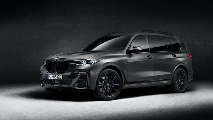 BMW코리아, 'X7 M50i 프로즌 블랙' 출시…10월 온라인 14대 한정판매