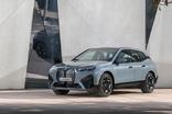BMW코리아, 레이디스 챔피언십 2021에서 BMW iX 국내 전시